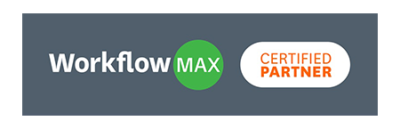 WorkflowMax Partner Logo
